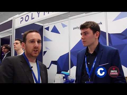 Blockchain Interviews - Polymath interview with managing director Kalman Gabriel