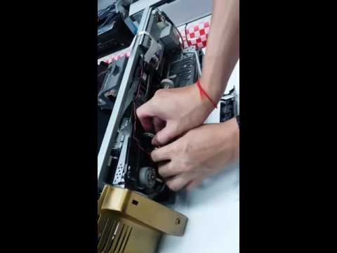 วิธีเปลี่ยนชุดฟีด Epson R230