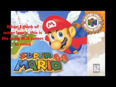 Top-10 Nostalgic Video Game Songs