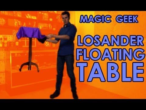 Losander Floating Table