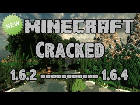 How To Download Minecraft 1.6.2 / 1.6.4 Cracked Launcher