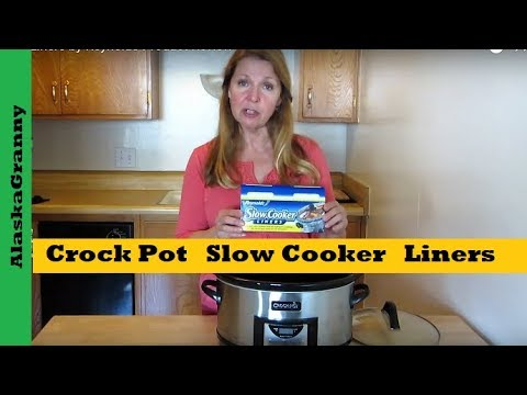 Slow Cooker Liners by Reynolds Product Review