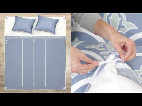 The Nova Duvet Cover: The Duvet Cover, Reinvented.