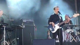 JEANNE ADDED Live // Be Sensational //Art Rock