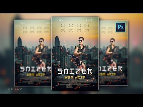 Photoshop Manipulation: Movie Poster Design