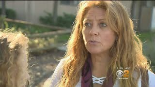 Montecito Woman Tells Harrowing Tale Of Trying To Escape Mud