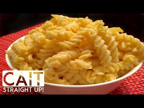 Macaroni and Cheese | Easy Stove Top Recipe | Cait Straight Up