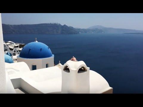 Greek Islands Travel Video - Santorini | Mykonos | Athens | GoPro