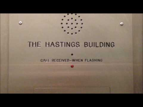 Otis-Mod by MAD Fixture Elevators at Hastings Building Downtown Vancouver