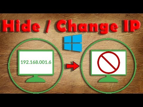 Change IP address for FREE [Windows 7/8/10]