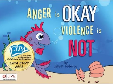 Anger is OKAY Violence is NOT audio
