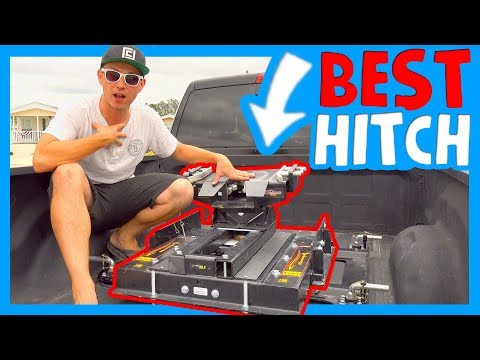 ⚙️ THE BEST FIFTH WHEEL HITCH FOR SHORT BED TRUCKS 🔩 Demco Autoslide Fifth Wheel Hitch vs Pullrite