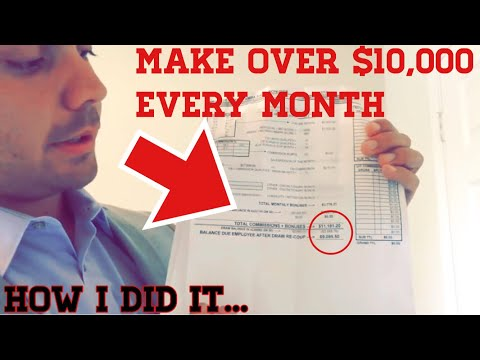 Car Sales - $100,000 A Year Selling Cars - Salesman Tips