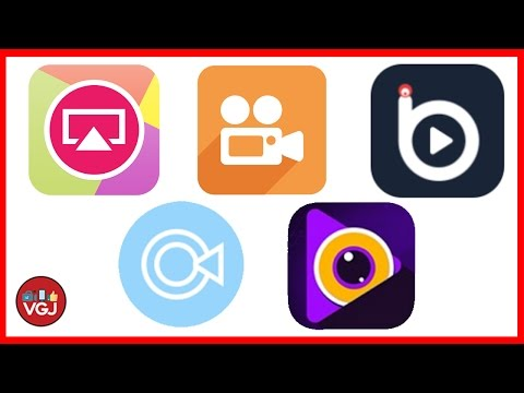 Airshou, Vidyo, BB Recorder and More! - iOS Screen Recording Round Up