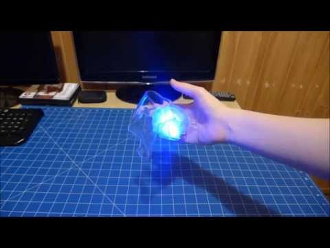 Magic power prop for cosplay - Version 2