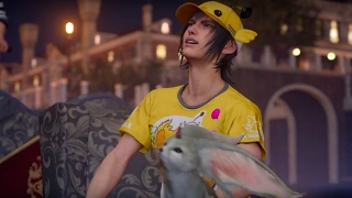 Final Fantasy XV Official Moogle Chocobo Carnival Trailer