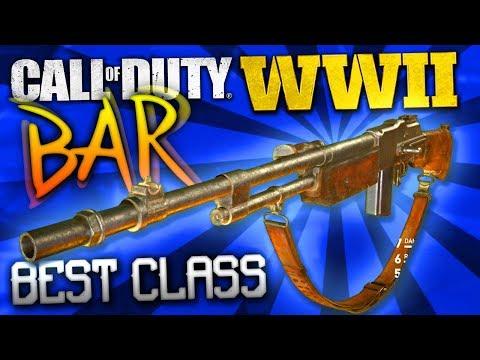 MAKING YOUR GUNS BETTER! - COD: WW2 Best Class Setup