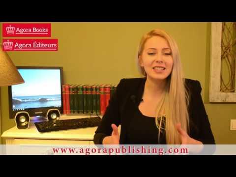 AgoraPublishing.com: Canada's Best Book Self-Publishing Service