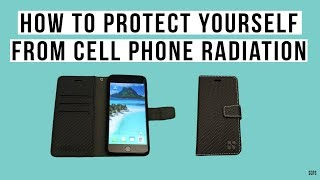 How to Protect Yourself From Cell Phone Radiation! & More Tips! SafeSleeve