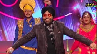 Kaptaan Laadi singing Sindhuri Pagg | Live | Voice Of Punjab Season 7 | PTC Punjabi