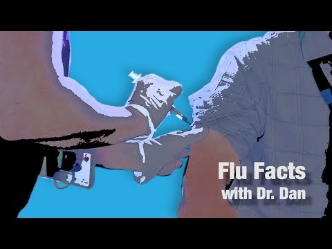 Flu Facts with Dr. Dan - Is the flu shot safe?