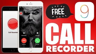 Free Call Recorder For Ios 9 933 Iphone 6s And Below Record Calls Vib
