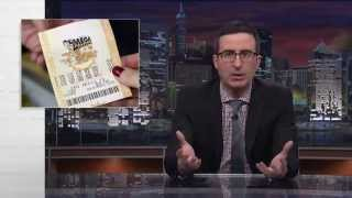 The Lottery: Last Week Tonight with John Oliver (HBO)