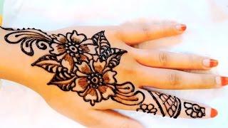 Henna Tangan Henna Tutorial Henna Simple Tattoo Henna Henna Tangan Anak