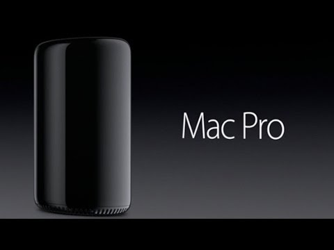 Apple's New Mac Pro : Beauty And The Beast