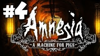 Click Here For Full Playlist ►http://bit.ly/AmnesiaPigsPlay Click Here To Subscribe! ► http://bit.ly/JoinBroArmy  Amnesia: A Machine for Pigs synopsis:  This world is a machine. A machine for pigs. Only suitable for slaughter pigs.   From the creators of Amnesia: The Dark Descent and Dear Esther here is a new first-person horror game that will pull you into the depths of greed, power and madness. Sink its jaws between your ribs to devour the heart! 1899 The wealthy industrial Oswald Mandus wakes up in his bed, shivering with fever and tormented by nightmares of a dark infernal machinery. Tortured by visions of a disastrous expedition to Mexico, torn by the failure of the utopian dream of industrial, tormented by guilt and an exotic disease, wakes up immersed in a new nightmare. The house is quiet but an infernal machine shakes the ground under his feet: all he knows is that his children are in grave danger, and that will save them.  Facebook ► http://facebook.com/pewdiepie Twitter ► https://twitter.com/pewdiepie Awesome PewDiePie merch ► Newest collection! http://bit.ly/TshirtsPewdiepie ► http://pewdiepie.spreadshirt.com/ (EU+US) ------------------------------------------- Please: Respect each other in the comments.   Thanks for all your support bros, rating the video and leaving a comment is always appreciated!  ........... ...................__ ............./´¯/