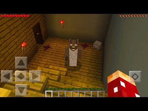 IF YOU SEE THIS IN MINECRAFT... RUN AWAY!!
