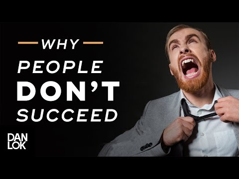 Why People Don't Succeed - Behind the Scenes At Dan Lok's High-Level Mastermind