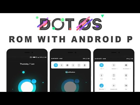 DOT OS 2.3 Review - Finally Official Android P Rom - | All Phones |