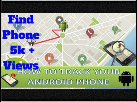 How to trace/track mobile phone location free! Find lost mobile!!