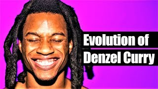 The Evolution Of Denzel Curry (Ta13oo Album) [2011 - 2018]