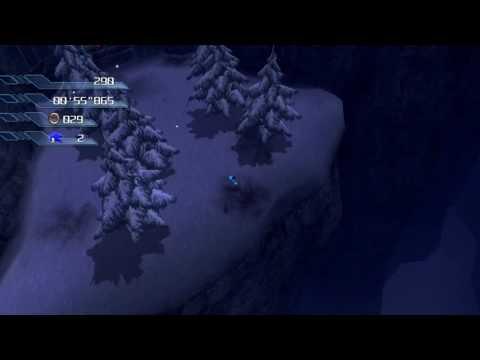 Sonic the Hedgehog (360): White Acropolis - Sonic - Speed Run (1'04