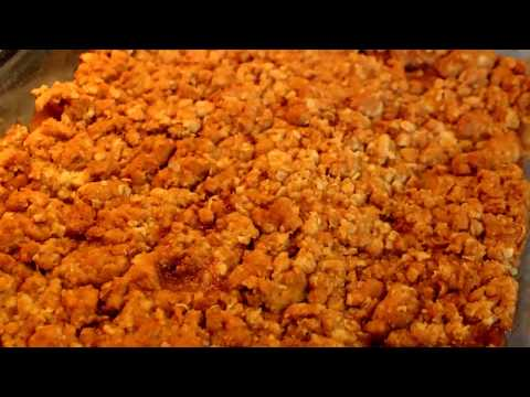 Apple Crisp Recipe - So Simple Even Your Kids Can Do It
