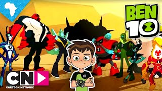 Ben 10 L Meet The Aliens | Cartoon Network