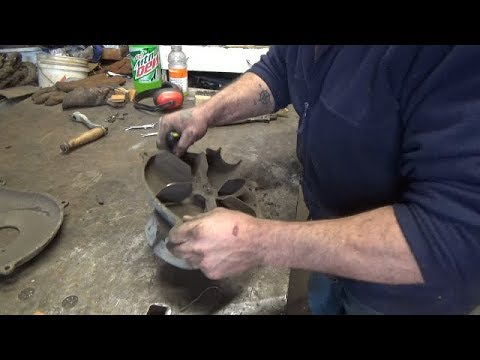 OSF Special Feature - Forge Blower Repair I hope