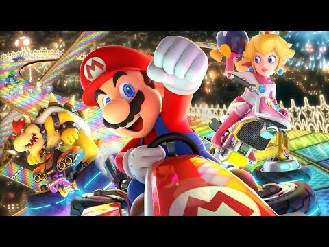 Mario Kart 8 Deluxe | Playing with my Brother & YOU!!