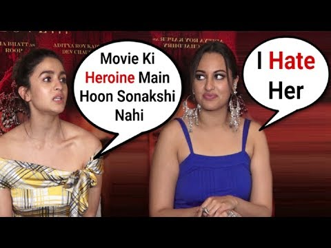 Xxx Mp4 Alia Bhatt Gets Angry For Sonakshi Sinha Getting More Attention From Media At Kalank Promotion 3gp Sex