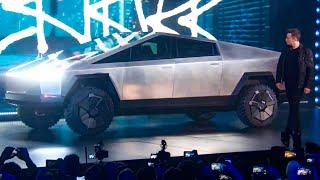 Tesla Cybertruck Unveiling Event: Watch the $39,900 Bulletproof Truck's Full Reveal Presentation