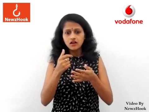 Vodafone's SuperNight recharge pack offers unlimited data-Indian Sign Language News by NewzHook.com