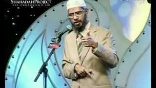 Why did not GOD create only one Religion? Amazing answer by Dr Zakir Naik 2012