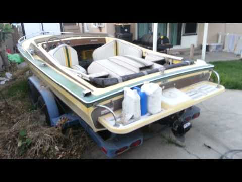 1974 sleekcraft jr executive jet boat for sale