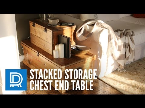 Build a Storage Chest