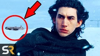 10 Star Wars The Force Awakens Scenes You