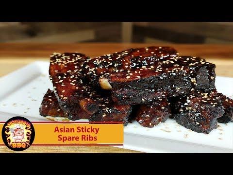 Asian Sticky Spare Rib Recipe