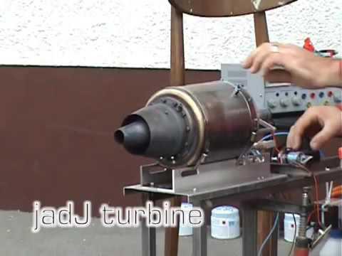 Homemade RC Jet Turbine   Amazing   RC World