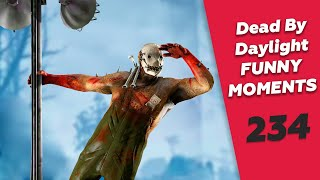 Dead by Daylight Funny Moments Ep. 234